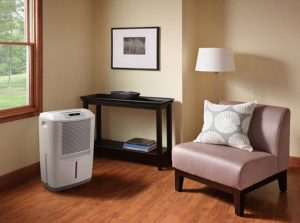 dehumidifier with chair