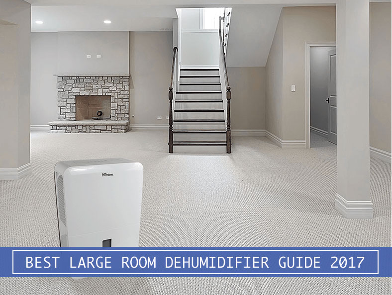 larger room dehumidifier guide