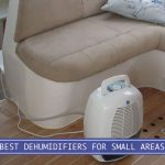 dehumidifier in small room, on a boat