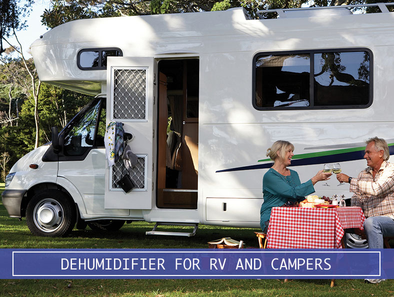 deumidifier rv and camper