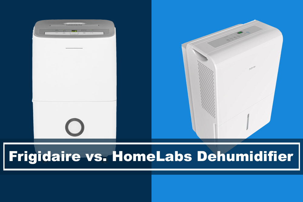 Frigidaire 70 vs homelabs 70 dehumidifier review