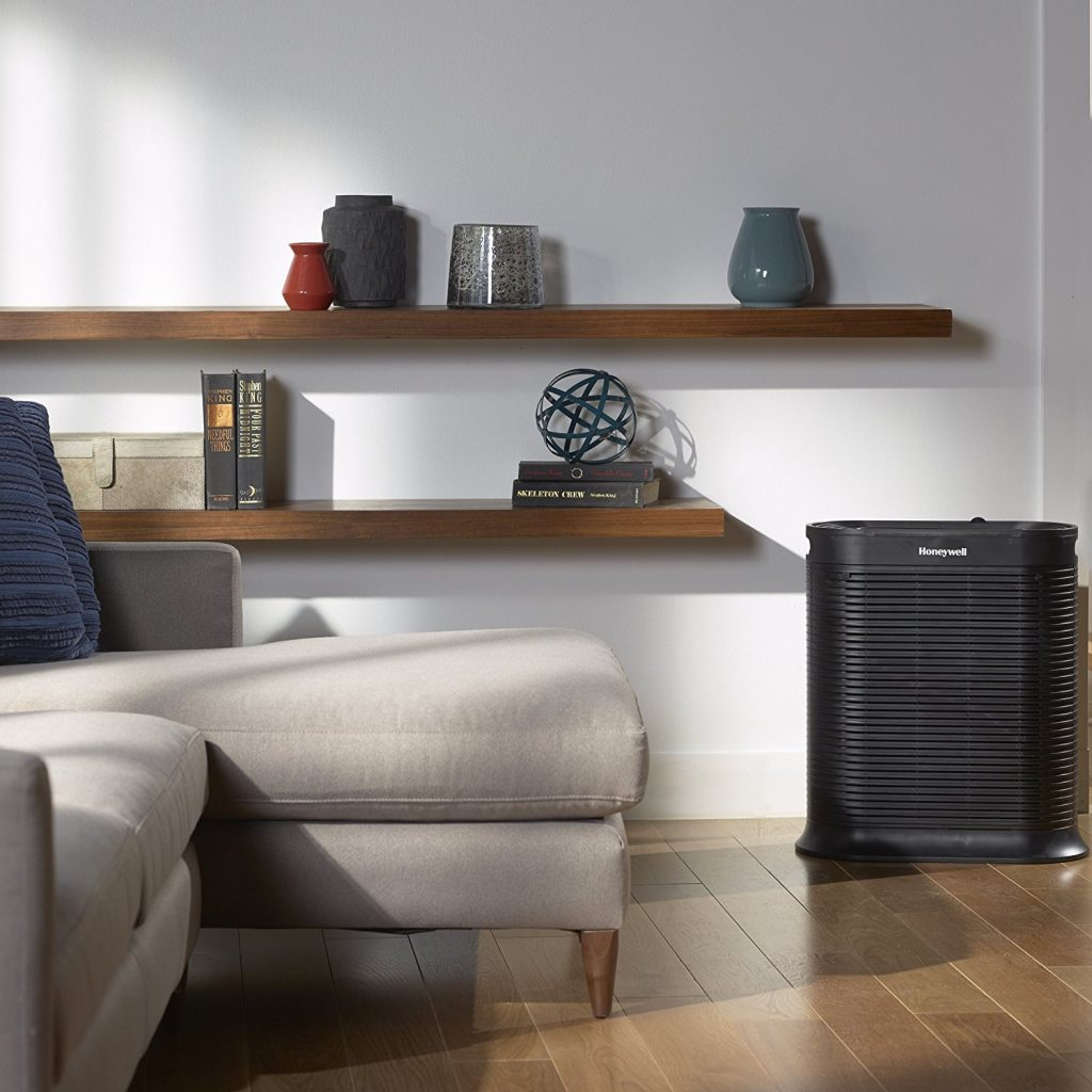 honeywell hpa300 home air purifier