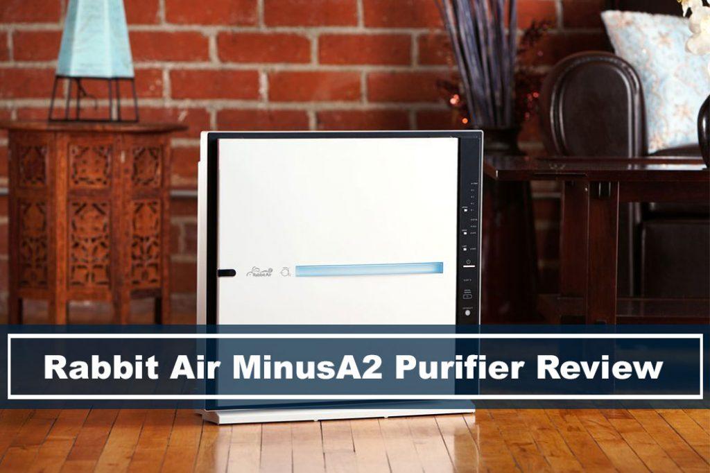 Rabbit Air Minusa2 Ultra Quiet Hepa Spa 700a N Wall