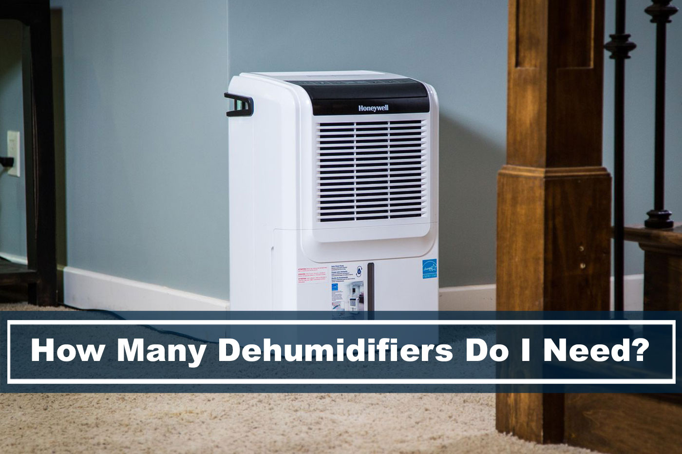 how many dehumidifier do i need