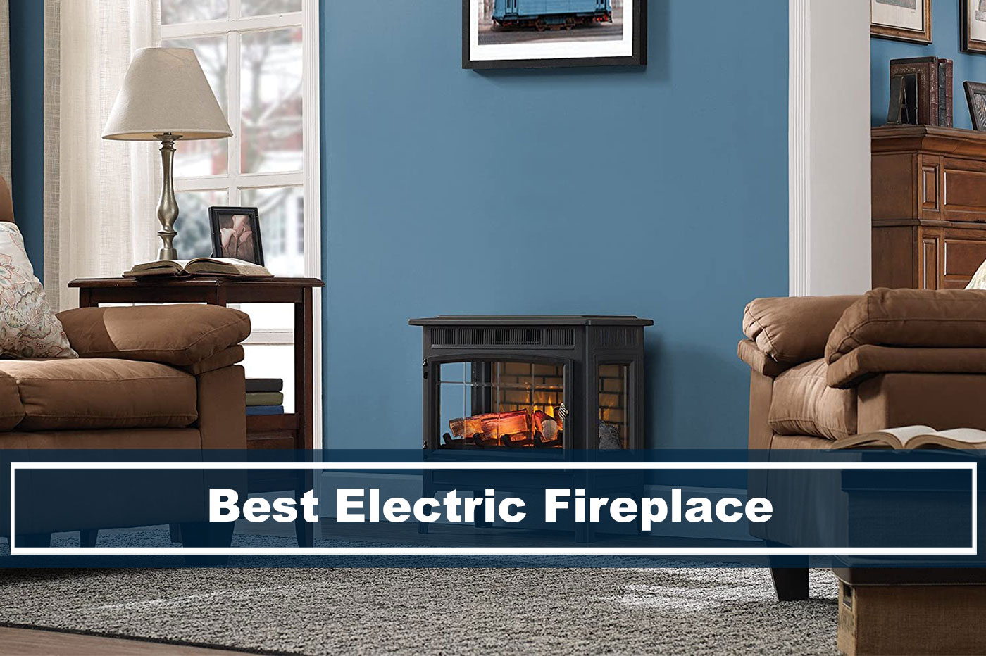 best electric fireplace for the house