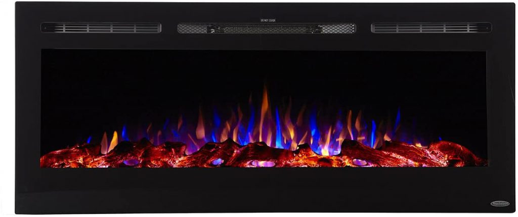 best electric fireplace touchstone